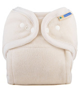 Mother ease One Size Cloth Diaper Natural Cotton