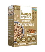 IWON Protein Crunchies Cannelle