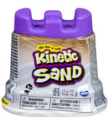 The One & Only Kinetic Sand Single Container White
