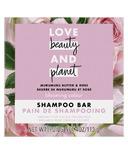 Love Beauty and Planet Shampoo Bar Muru Muru Butter
