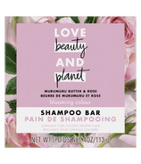 Love Beauty and Planet Shampoo Bar Muru Muru Butter
