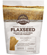 Manitoba Milling Co. Smooth Whole-Milled Flaxseed