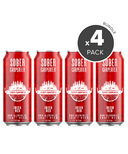 Sober Carpenter Non-Alcoholic Craft Beer Irish Red Bundle