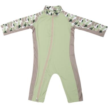 Stonz Sun Suit Camo Green