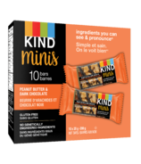 KIND Mini Bars Peanut Butter & Dark Chocolate