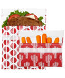 Lunchskins Reusable Bag Set Desert