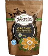Pilling Foods Good Eats Gluten Free Organic Golden Flaxseeds