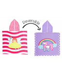 Flapjack Kids Reversible Cover Up Fairy & Unicorn