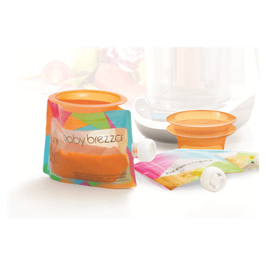Baby Brezza Food Pouches