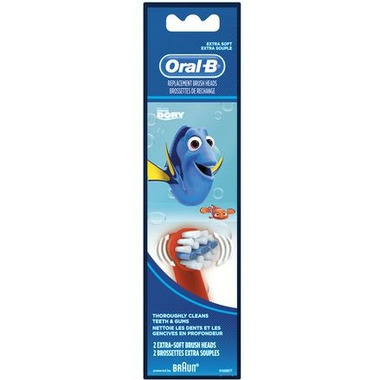 Oral-B Finding Dory Bush Heads