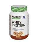Kaizen Naturals Whey Protein Powder Cinnamon Bun