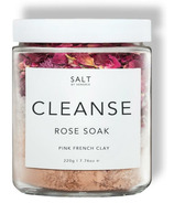 SALT by Hendrix Cleanse Rose Soak