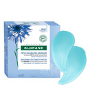 Klorane Smoothing & Soothing Eye Patches With Organic Cornflower
