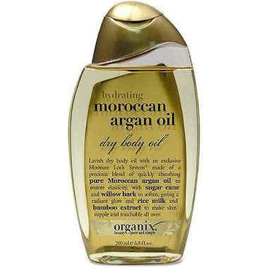 OGX Hydrating Moroccan Argan Oil Dry Body Oil