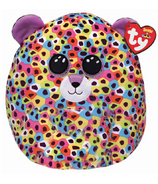 Ty Squish-A-Boos Giselle The Leopard