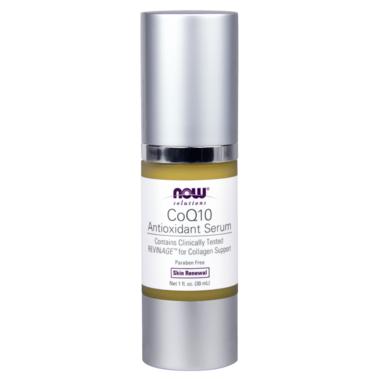 NOW Solutions CoQ10 Antioxidant Serum Tighten & Lift