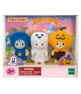 Calico Critters Trick or Treat Trio Limited Edition Halloween Set