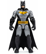 BATMAN Tactical BATMAN Action Figure with 3 Mystery Accessories Mission 1