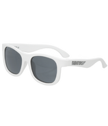Babiators White Navigator Sunglasses