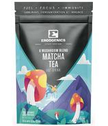 Ergogenics Nutrition 8 Mushroom Blend Matcha Green Tea