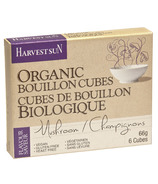 Harvest Sun Organic Mushroom Bouillon Cubes
