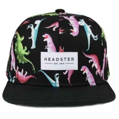 Headster Kids Dino Cap