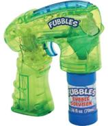 Fubbles Light Up Bubble Blaster Assorted Colours