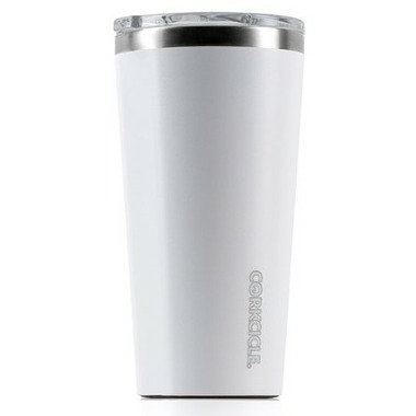 Corkcicle Tumbler Waterman White
