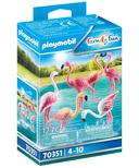 Playmobil Family Fun Flock of Flamingos