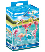 Playmobil Family Fun Flock of Flamingos
