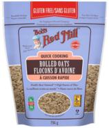 Bob's Red Mill Flocons d'avoine à cuisson rapide sans gluten