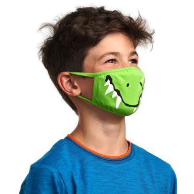 Hatley Non-Medical Reusable Kids Face Mask Crocodile