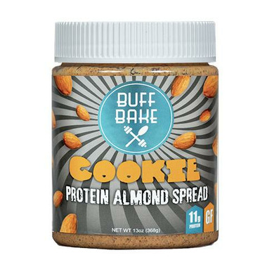 Buff Bake Cookie Protein Almond Spread