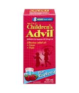 Advil Children's Oral Suspension Blue Raspberry