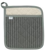Now Designs Superior Potholders Pinstripe Granite