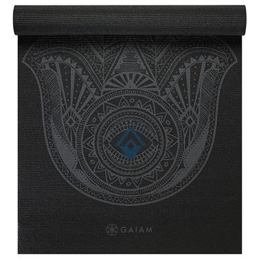 Gaiam Printed Yoga Mat Hamsa