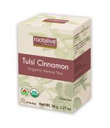 Rootalive Organic Tulsi Cinnamon Tea
