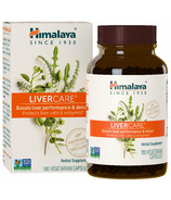Himalaya Herbal Healthcare LiverCare