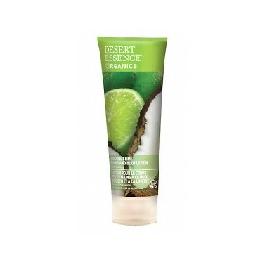 Desert Essence Organics Coconut Lime Lotion