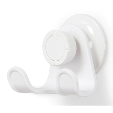 Umbra Flex Gel-Lock Double Hook White