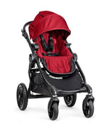 Baby Jogger City Select Red Bundle