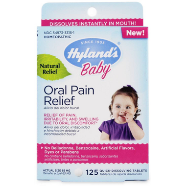 Hyland\'s Baby Oral Pain Relief