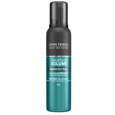 John Frieda Luxurious Volume Perfectly Full Volumizing Mousse