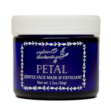 Captain Blankenship Petal Gentle Mask