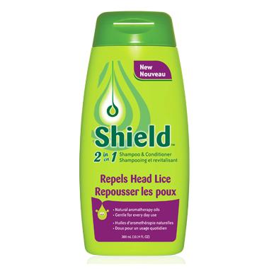 Lice Shield Shampoo & Conditioner In One