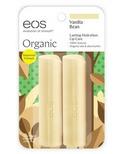 eos Organic Stick Lip Balm Vanilla Bean