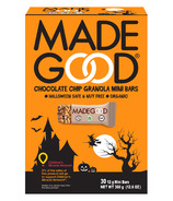 MadeGood Halloween Chocolate Chip Granola Mini Bars
