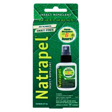 Natralpel Insect Repellent DEET Free