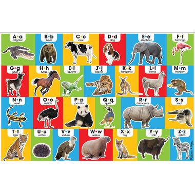 Melissa & Doug Animal Alphabet Puzzle