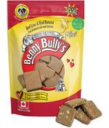Benny Bully's Beef Liver Plus Banana Dog Treats
